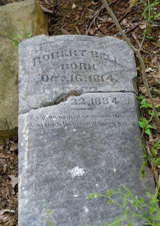 BELL, ROBERT - Grayson County, Texas | ROBERT BELL - Texas Gravestone Photos