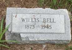 BELL, WILLIS - Grayson County, Texas   WILLIS BELL - Texas Gravestone Photos