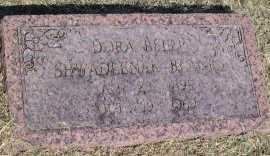 BLANKS, DORA BELLE - Grayson County, Texas | DORA BELLE BLANKS - Texas Gravestone Photos