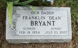 BRYANT, FRANKLIN DEAN - Grayson County, Texas | FRANKLIN DEAN BRYANT - Texas Gravestone Photos