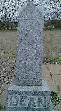 DEAN, STEPHEN M. - Grayson County, Texas | STEPHEN M. DEAN - Texas Gravestone Photos