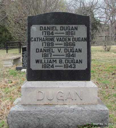 DUGAN, WILLIAM B - Grayson County, Texas | WILLIAM B DUGAN - Texas Gravestone Photos