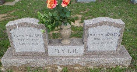 DYER, AILEEN - Grayson County, Texas | AILEEN DYER - Texas Gravestone Photos