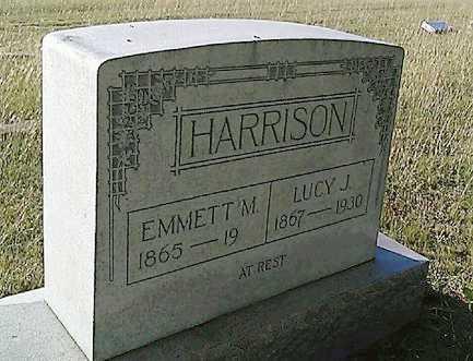 HARRISON, EMMETT M. - Grayson County, Texas   EMMETT M. HARRISON - Texas Gravestone Photos