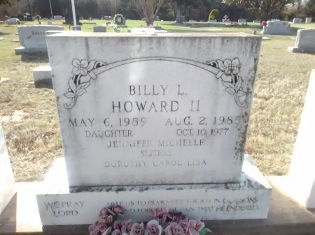 HOWARD,  BILLY L.  - Grayson County, Texas |  BILLY L.  HOWARD - Texas Gravestone Photos