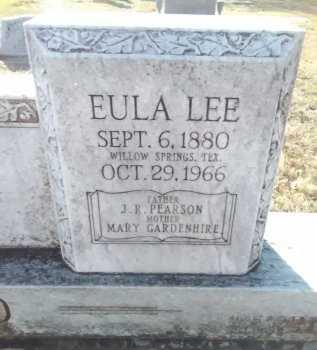 HOWARD, EULA LEE - Grayson County, Texas | EULA LEE HOWARD - Texas Gravestone Photos