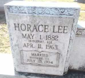 HOWARD, HORACE LEE - Grayson County, Texas | HORACE LEE HOWARD - Texas Gravestone Photos