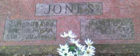 JONES, EMMITT EUGENE - Grayson County, Texas | EMMITT EUGENE JONES - Texas Gravestone Photos