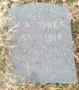 JONES, MARTHA ANN - Grayson County, Texas | MARTHA ANN JONES - Texas Gravestone Photos