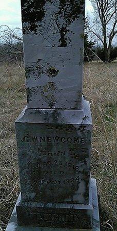 NEWCOME, C. W. - Grayson County, Texas   C. W. NEWCOME - Texas Gravestone Photos