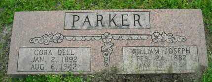 PARKER, WILLIAM JOSEPH - Grayson County, Texas | WILLIAM JOSEPH PARKER - Texas Gravestone Photos