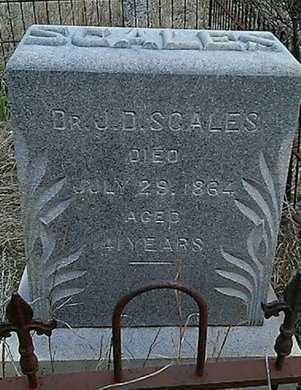 SCALES, JAMES DUKE, DR. - Grayson County, Texas   JAMES DUKE, DR. SCALES - Texas Gravestone Photos