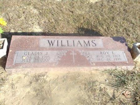WILLIAMS, GLADIS JEWEL - Grayson County, Texas | GLADIS JEWEL WILLIAMS - Texas Gravestone Photos
