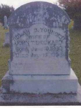 YOUNGER, BULAH B. - Grayson County, Texas | BULAH B. YOUNGER - Texas Gravestone Photos