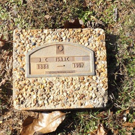 ISAAC, J.C. - Gregg County, Texas | J.C. ISAAC - Texas Gravestone Photos