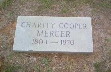 MERCER, CHARITY - Gregg County, Texas | CHARITY MERCER - Texas Gravestone Photos