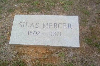 MERCER, SILAS - Gregg County, Texas   SILAS MERCER - Texas Gravestone Photos