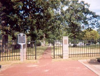 *NEW PROVIDENCE ENTRANCE,  - Gregg County, Texas |  *NEW PROVIDENCE ENTRANCE - Texas Gravestone Photos