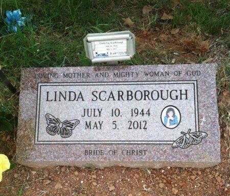 SCARBOROUGH, LINDA - Gregg County, Texas | LINDA SCARBOROUGH - Texas Gravestone Photos