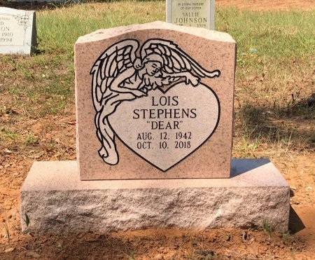 STEPHENS, LOIS - Gregg County, Texas | LOIS STEPHENS - Texas Gravestone Photos