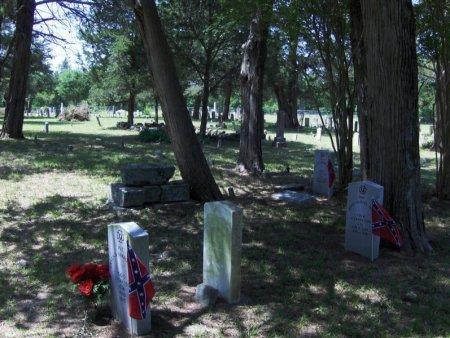 *CEMETERY VIEW,  - Grimes County, Texas |  *CEMETERY VIEW - Texas Gravestone Photos