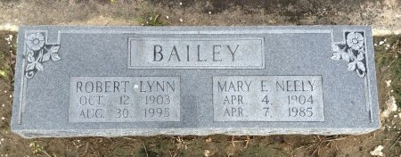 NEELY BAILEY, MARY E. - Guadalupe County, Texas | MARY E. NEELY BAILEY - Texas Gravestone Photos
