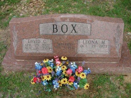 BOX, DAVID C. - Hamilton County, Texas | DAVID C. BOX - Texas Gravestone Photos