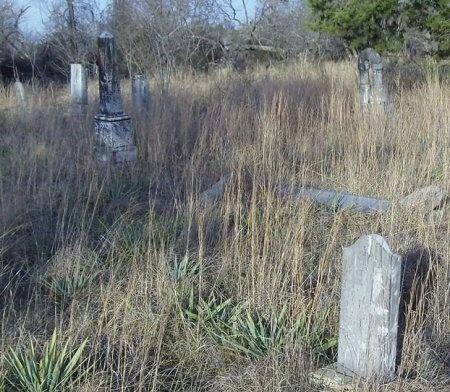 *CEMETERY VIEW,  - Hamilton County, Texas    *CEMETERY VIEW - Texas Gravestone Photos