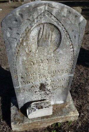 JONES, ALVA B. - Hamilton County, Texas | ALVA B. JONES - Texas Gravestone Photos