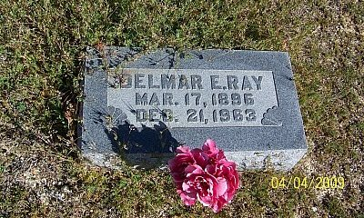 RAY, DELMAR E. - Hamilton County, Texas   DELMAR E. RAY - Texas Gravestone Photos