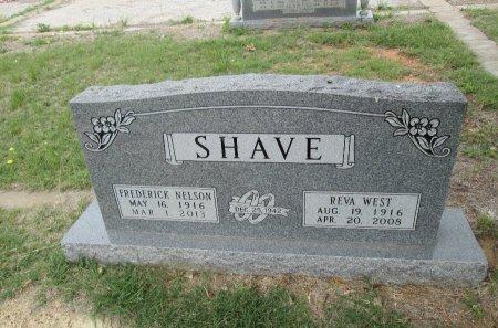 SHAVE, REVA - Hamilton County, Texas   REVA SHAVE - Texas Gravestone Photos