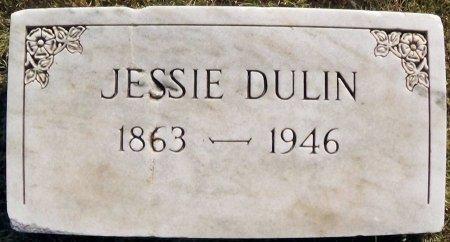 EVANS DULIN, JESSIE - Hansford County, Texas   JESSIE EVANS DULIN - Texas Gravestone Photos