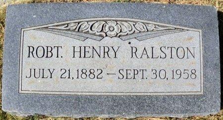 RALSTON, ROBERT HENRY - Hansford County, Texas   ROBERT HENRY RALSTON - Texas Gravestone Photos