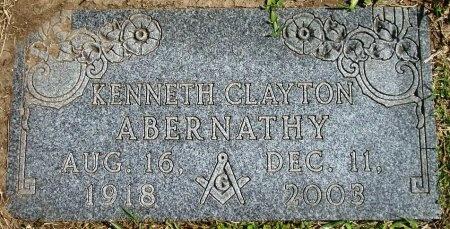 ABERNATHY, KENNETH CLAYTON - Harris County, Texas | KENNETH CLAYTON ABERNATHY - Texas Gravestone Photos