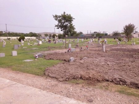 *CEMETERY VIEW,  - Harris County, Texas |  *CEMETERY VIEW - Texas Gravestone Photos