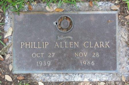 CLARK, PHILLIP ALLEN - Harris County, Texas   PHILLIP ALLEN CLARK - Texas Gravestone Photos