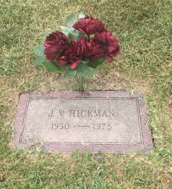 HICKMAN, JERRY V. - Harris County, Texas   JERRY V. HICKMAN - Texas Gravestone Photos