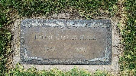 MAIER, ROBERT CHARLES - Harris County, Texas | ROBERT CHARLES MAIER - Texas Gravestone Photos