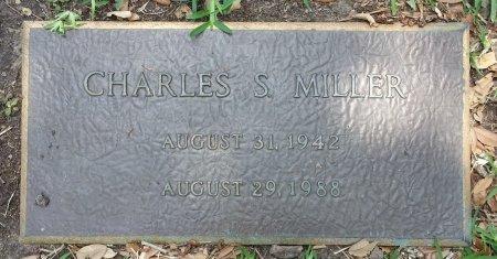 MILLER, CHARLES SCHREINER - Harris County, Texas   CHARLES SCHREINER MILLER - Texas Gravestone Photos
