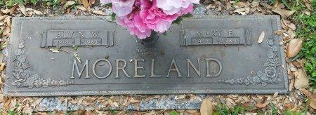 MORELAND, MARY ESTHER - Harris County, Texas | MARY ESTHER MORELAND - Texas Gravestone Photos