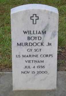 MURDOCK, JR, WILLIAM BOYD - Harris County, Texas   WILLIAM BOYD MURDOCK, JR - Texas Gravestone Photos
