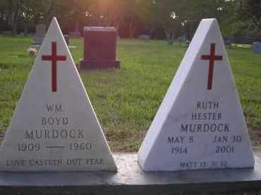 MURDOCK, RUTH - Harris County, Texas | RUTH MURDOCK - Texas Gravestone Photos