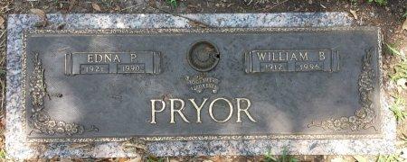 CURRY PRYOR, EDNA PEARL - Harris County, Texas | EDNA PEARL CURRY PRYOR - Texas Gravestone Photos