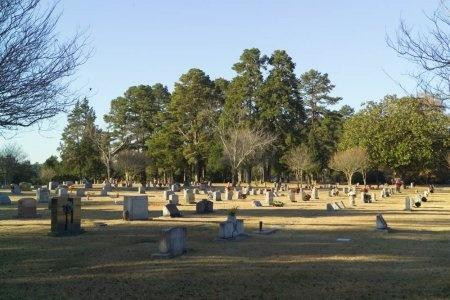 *CEMETERY VIEW,  - Harrison County, Texas |  *CEMETERY VIEW - Texas Gravestone Photos