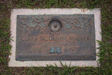 WALKER, CLARA - Harrison County, Texas | CLARA WALKER - Texas Gravestone Photos