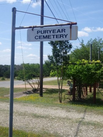 *CEMETERY SIGN,  - Hays County, Texas |  *CEMETERY SIGN - Texas Gravestone Photos
