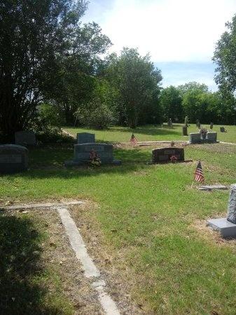 *CEMETERY VIEW,  - Hays County, Texas |  *CEMETERY VIEW - Texas Gravestone Photos