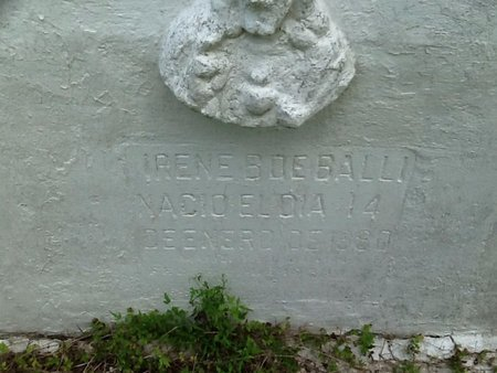 BALLI, IRENE - Hidalgo County, Texas | IRENE BALLI - Texas Gravestone Photos