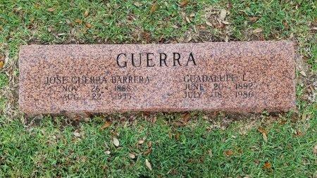 GUERRA, GUADALUPE L. - Hidalgo County, Texas | GUADALUPE L. GUERRA - Texas Gravestone Photos