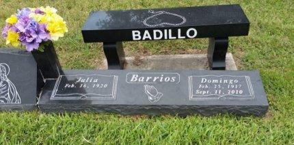 BARRIOS, DOMINGO - Hidalgo County, Texas   DOMINGO BARRIOS - Texas Gravestone Photos
